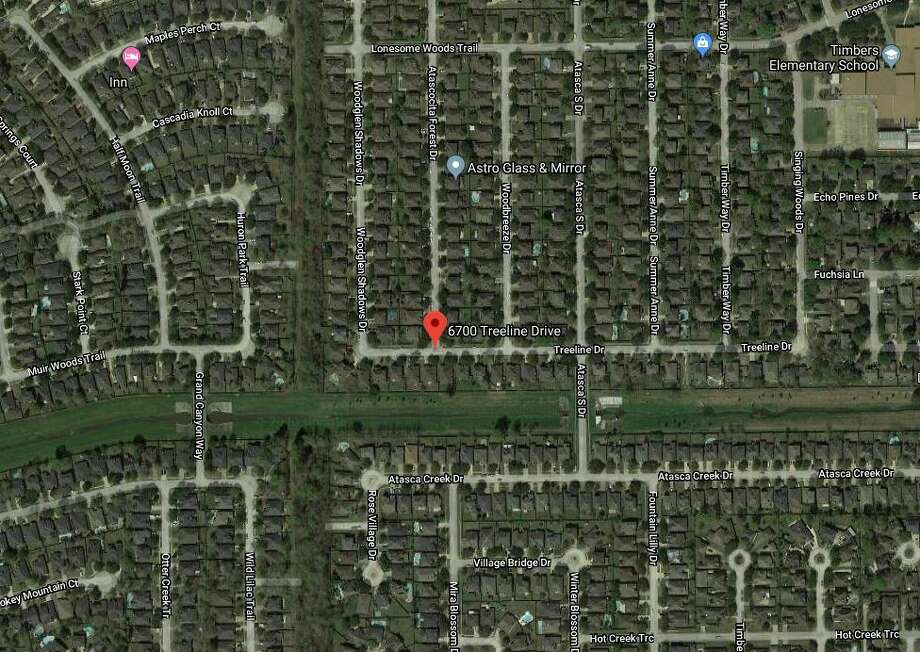An 18-year-old died Sunday morning following a shooting in Humble, according to the Harris County Sheriff's Office. Photo: Google Maps