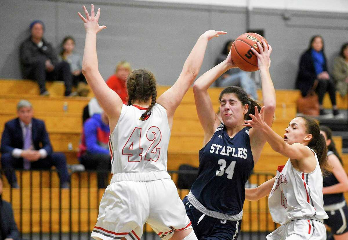 Staples remains atop the free-for-all FCIAC playoff race with just one league loss.