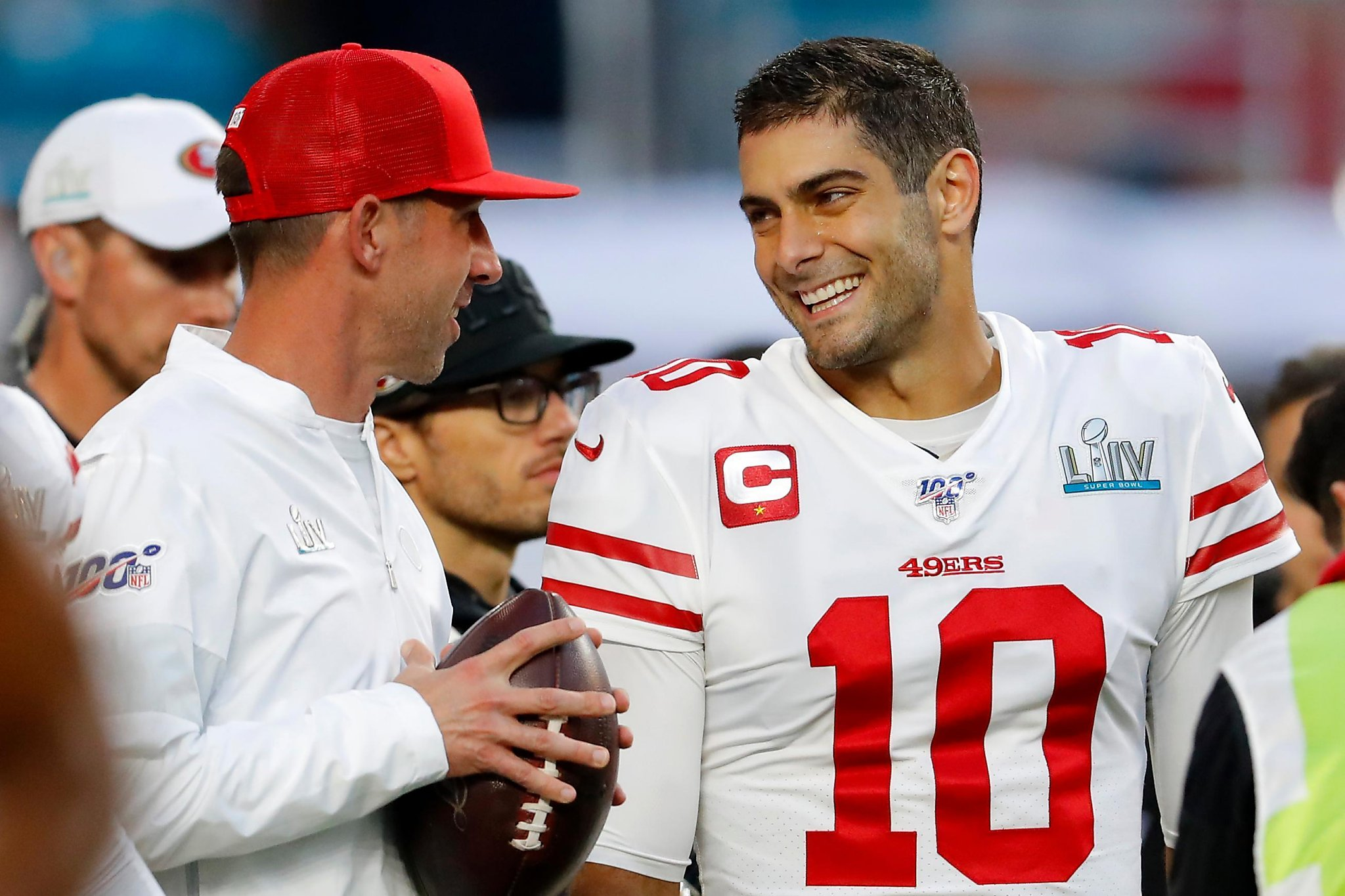 Kyle Shanahan defends Jimmy Garoppolo and Super Bowl play-calling