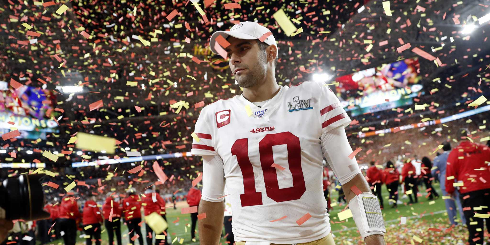 No party in Miami this time: 49ers can't hold off Chiefs, lose Super Bowl LIV