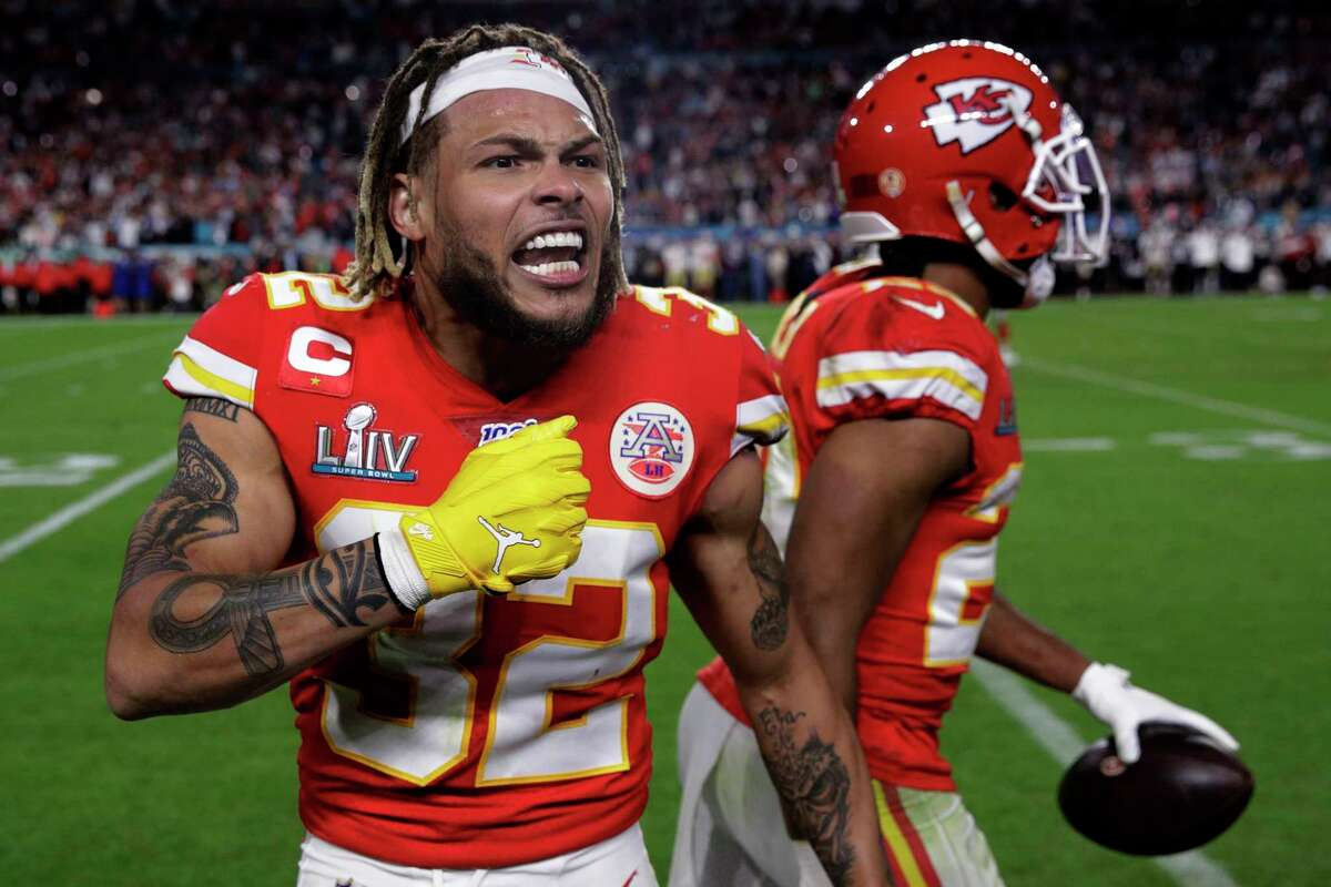 I'm betting Tyrann Mathieu and the Chiefs will cover that three-point spread against the Bucs.