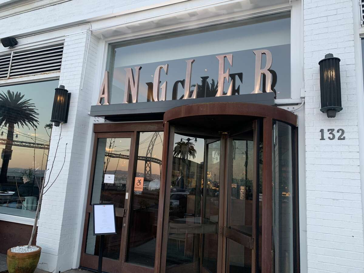 San Francisco chef Joshua Skenes helms the kitchen at Angler, a chic waterfront seafood restaurant at 132 The Embarcadero.
