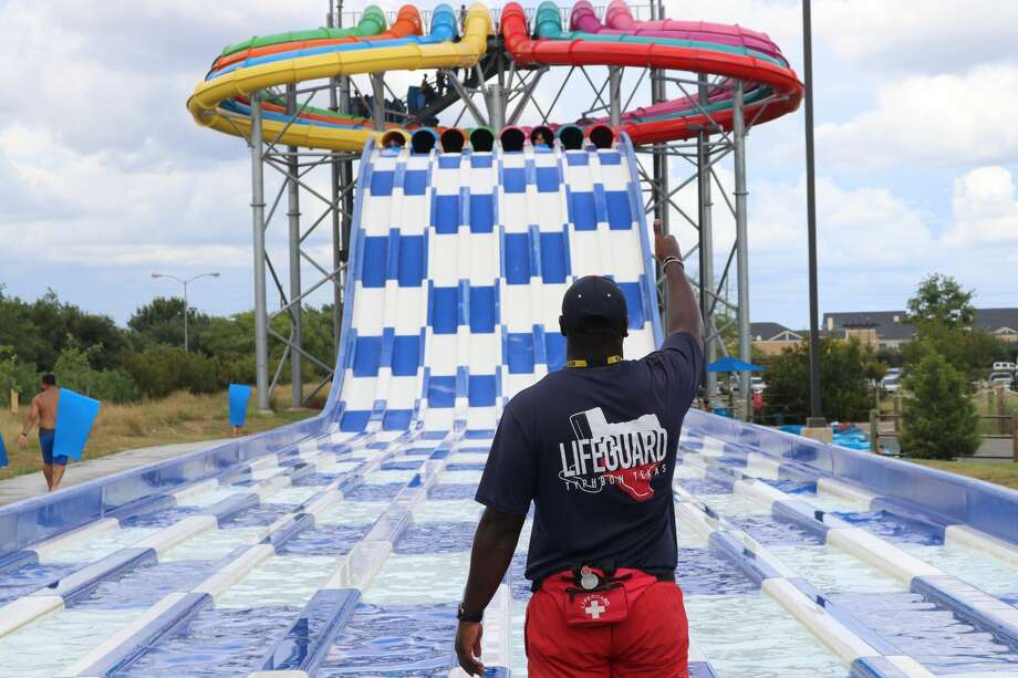 Part-time and seasonal positions are available for various departments including water safety, food and beverage, cabanas and bars, maintenance, retail, park services and more. Photo: Typhoon Texas