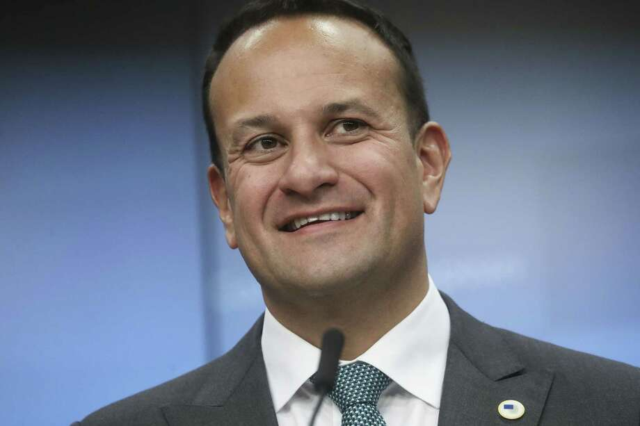 Leo Varadkar, Ireland's prime minister, in Brussels on Oct. 17, 2019. Photo: Bloomberg Photo By Simon Dawson. / © 2019 Bloomberg Finance LP