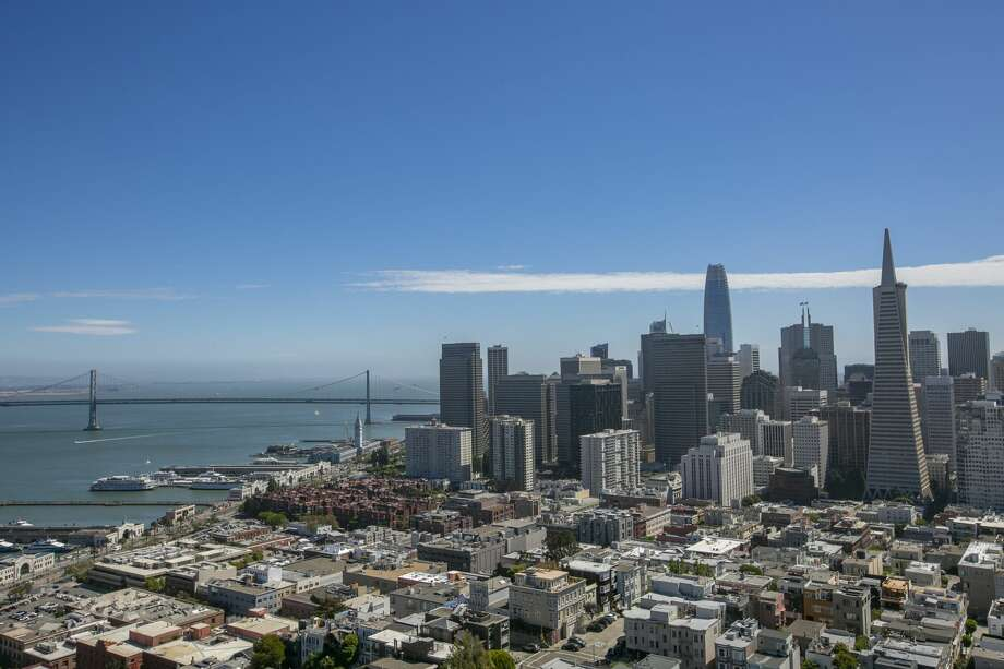 FILE - It's sunny in San Francisco on Monday, but the air is chilly. Photo: Ivan/Getty Images