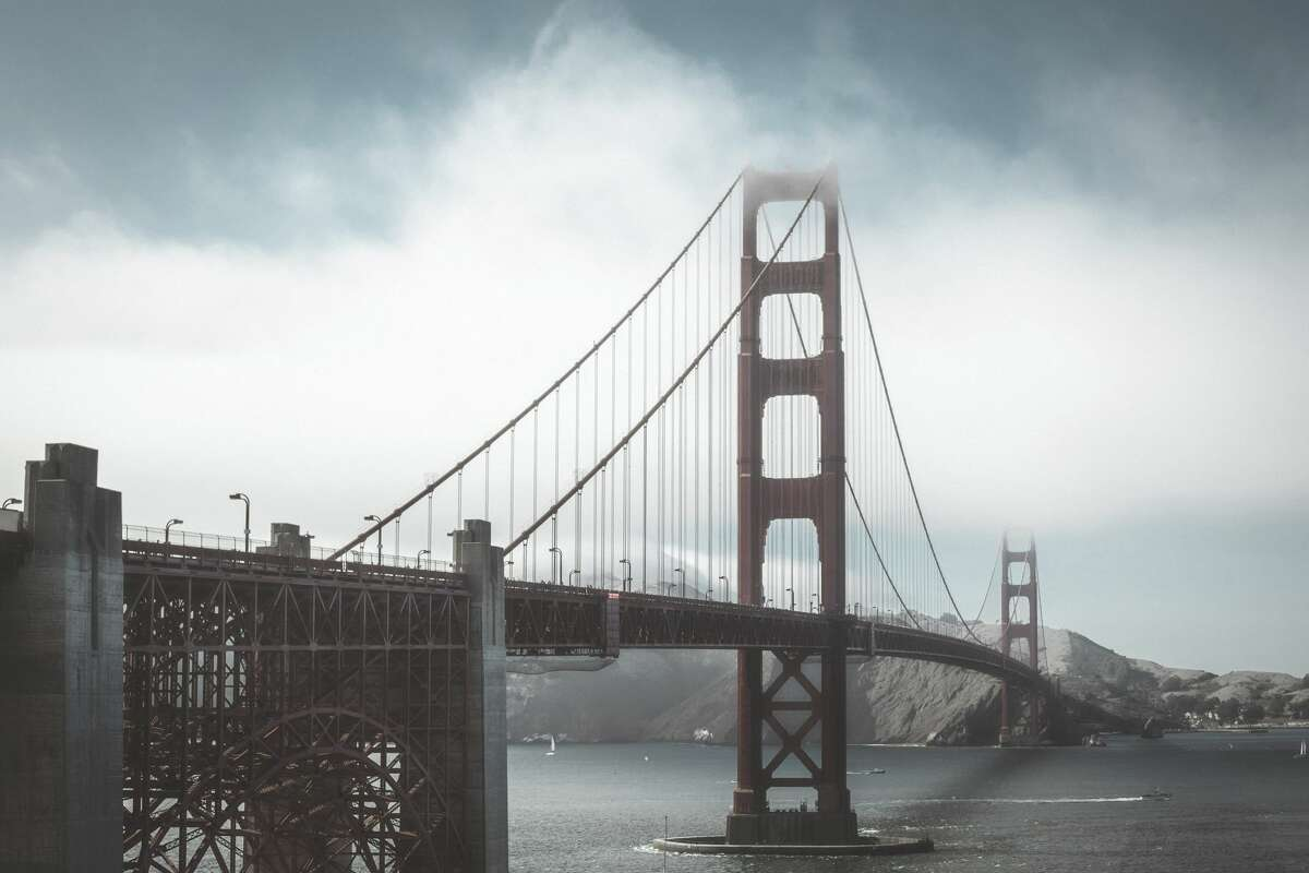 FILE: San Francisco is expected to be cloudy and cool through at least Thursday.