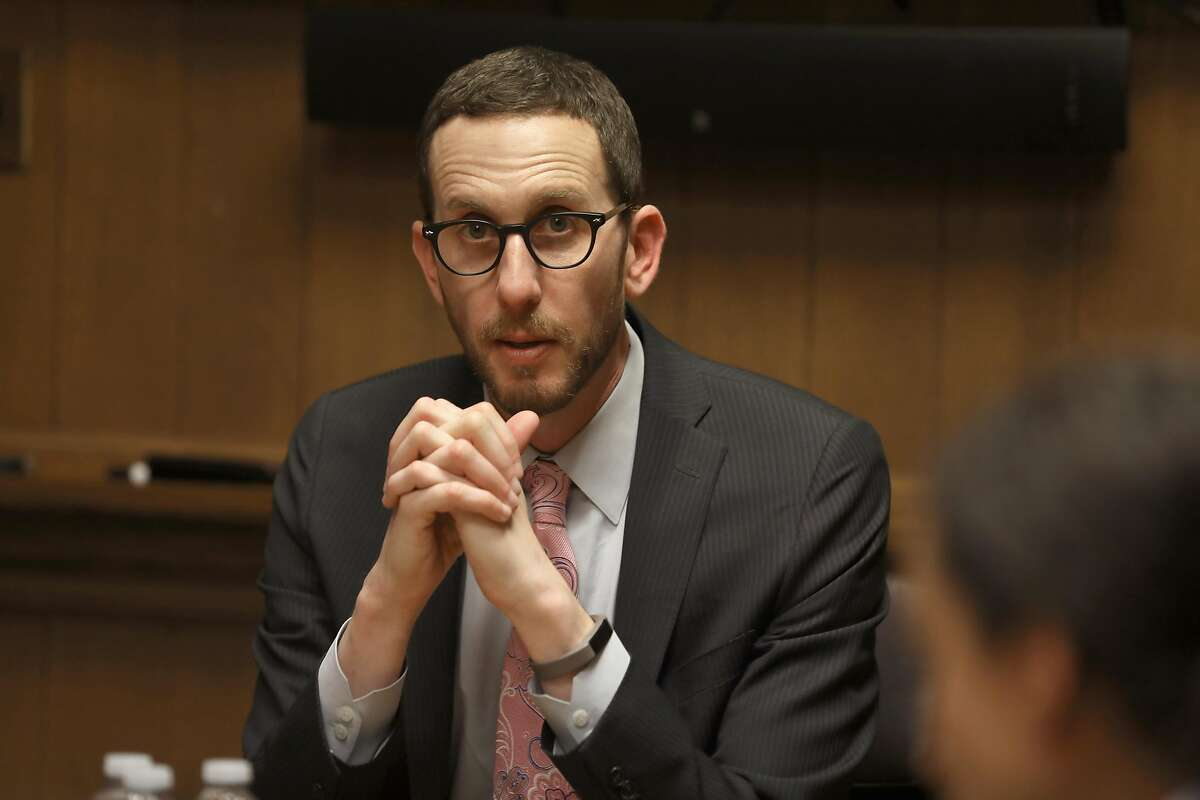 """Senator Scott Wiener has been trying to """"modernize"""" California's alcohol laws for years, he said."""