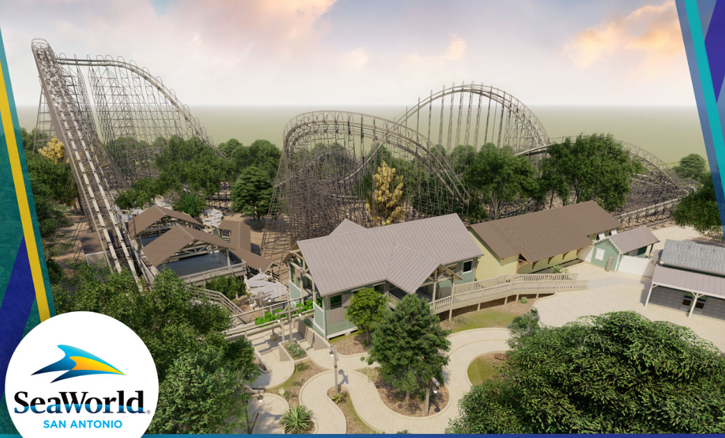 'Tallest, fastest and longest': New roller coaster opening