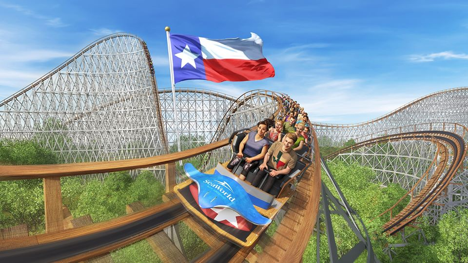 The 'tallest, fastest and longest' roller coaster will open in San Antonio later this month