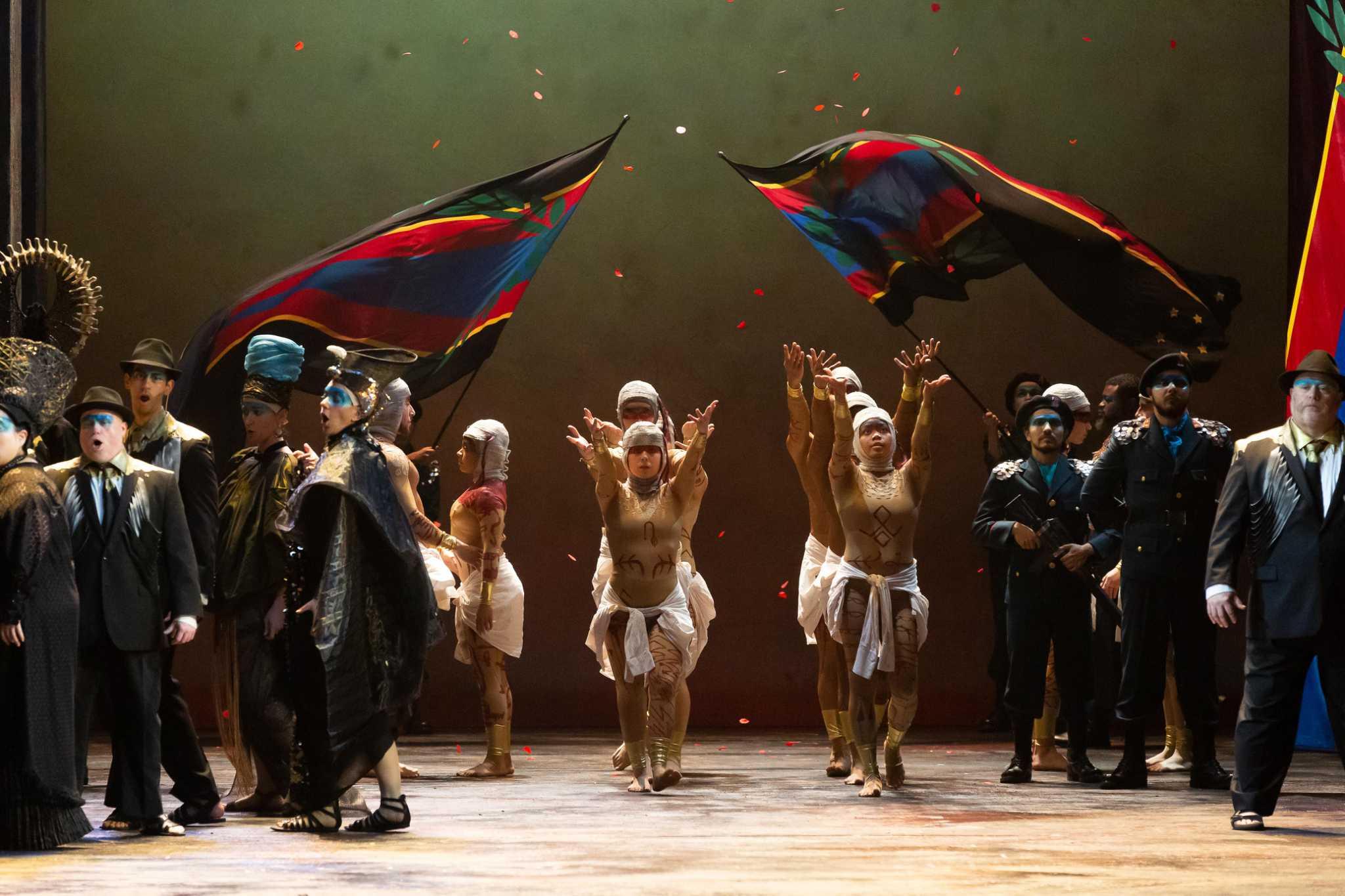 Houston Grand Opera cancels season through Spring 2021