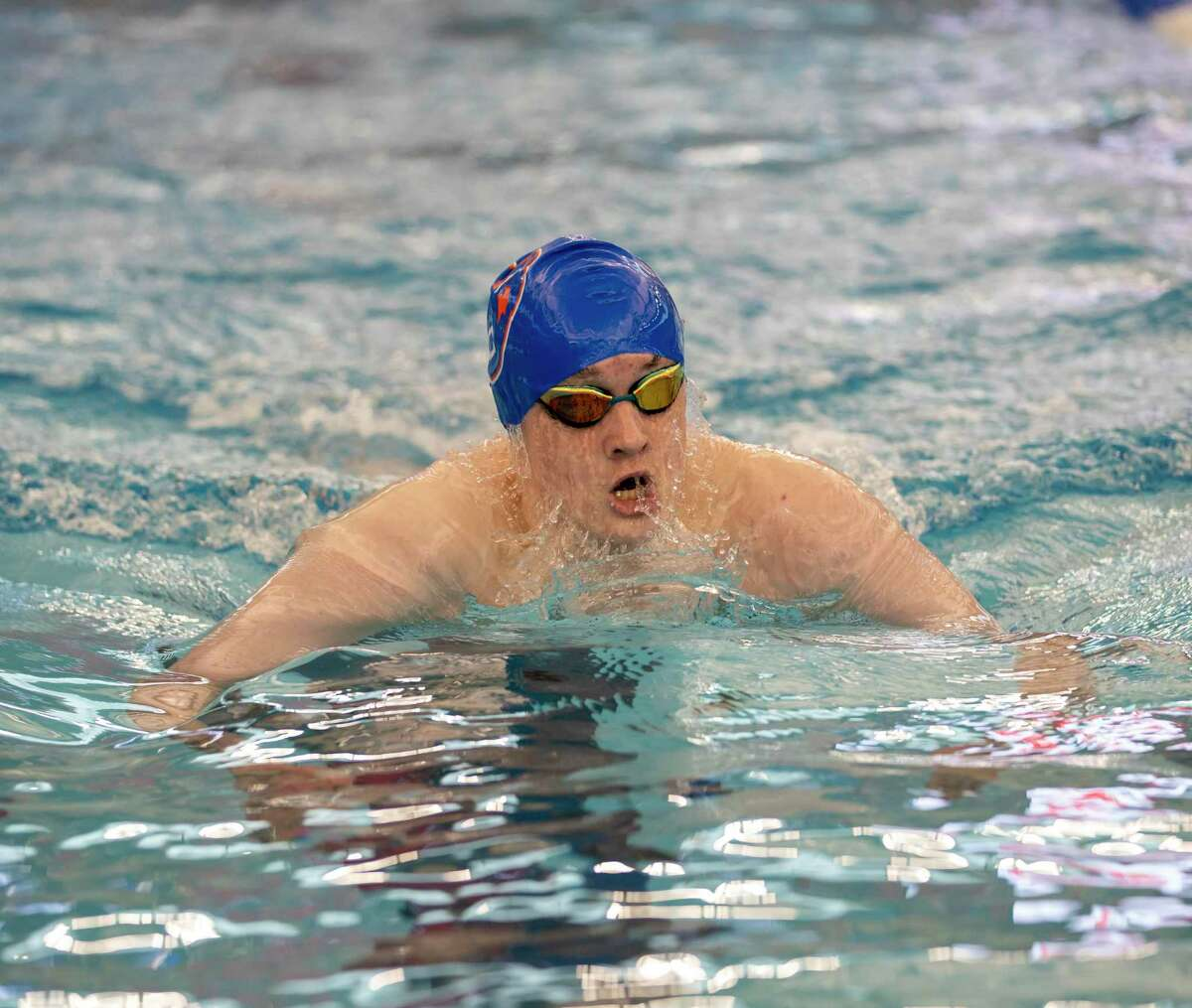 Grand Oaks sophomore Aaron Murray was called up to the state meet in the 200-yard individual medley and the 100-yard breaststroke.