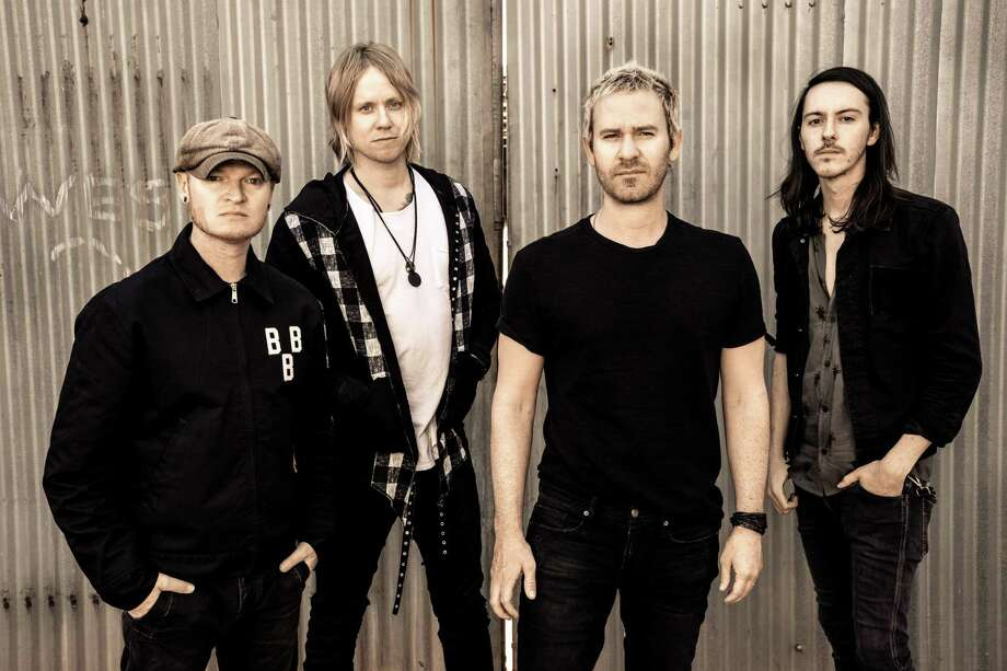 Lifehouse performs at The Ridgefield Playhouse on Valentine's Day, Feb. 14. Photo: Contributed Photo