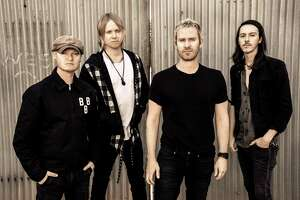 Lifehouse performs at The Ridgefield Playhouse on Valentine's Day, Feb. 14.