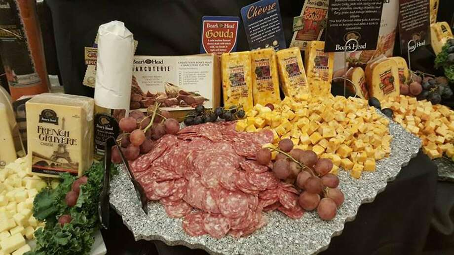 Safeway will offer free samples from a Charcuterie spread of Boar's Head Premium assorted meats, cheeses and flavored hummus at the 2020 public tasting. Photo: Courtesy Of Safeway
