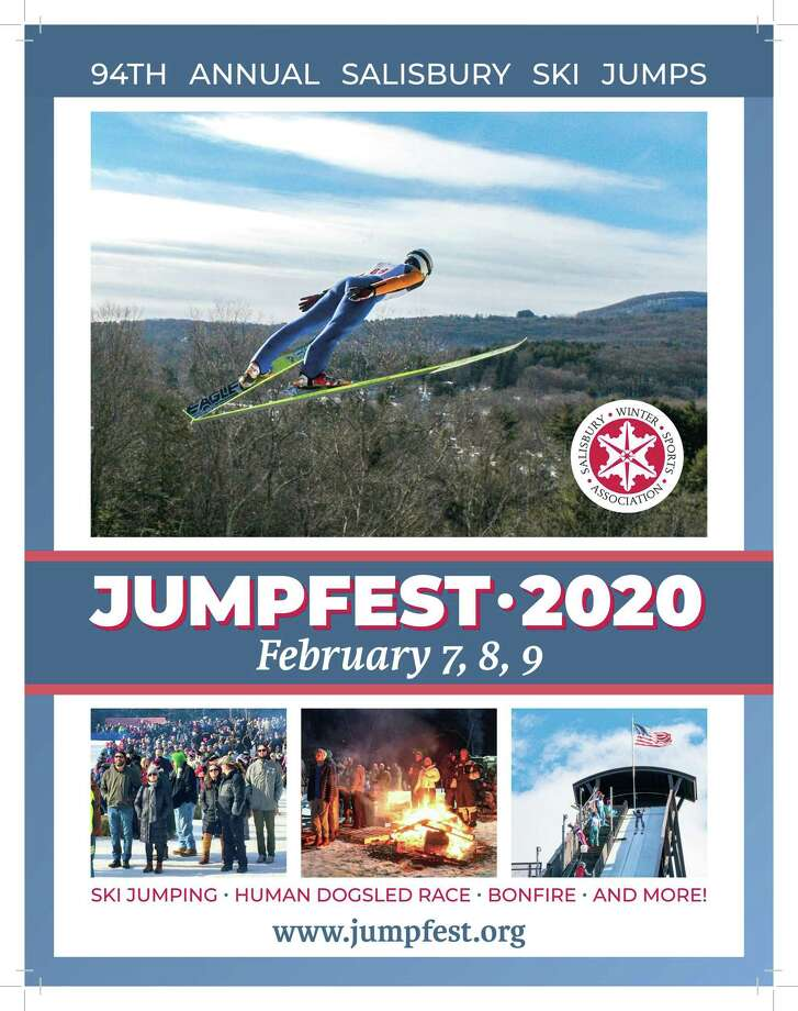 The 94th annual JumpFest returns to Salisbury Feb. 7 - 9, hosted by the Salisbury Winter Sports Association. Photo: Contributed Photo /