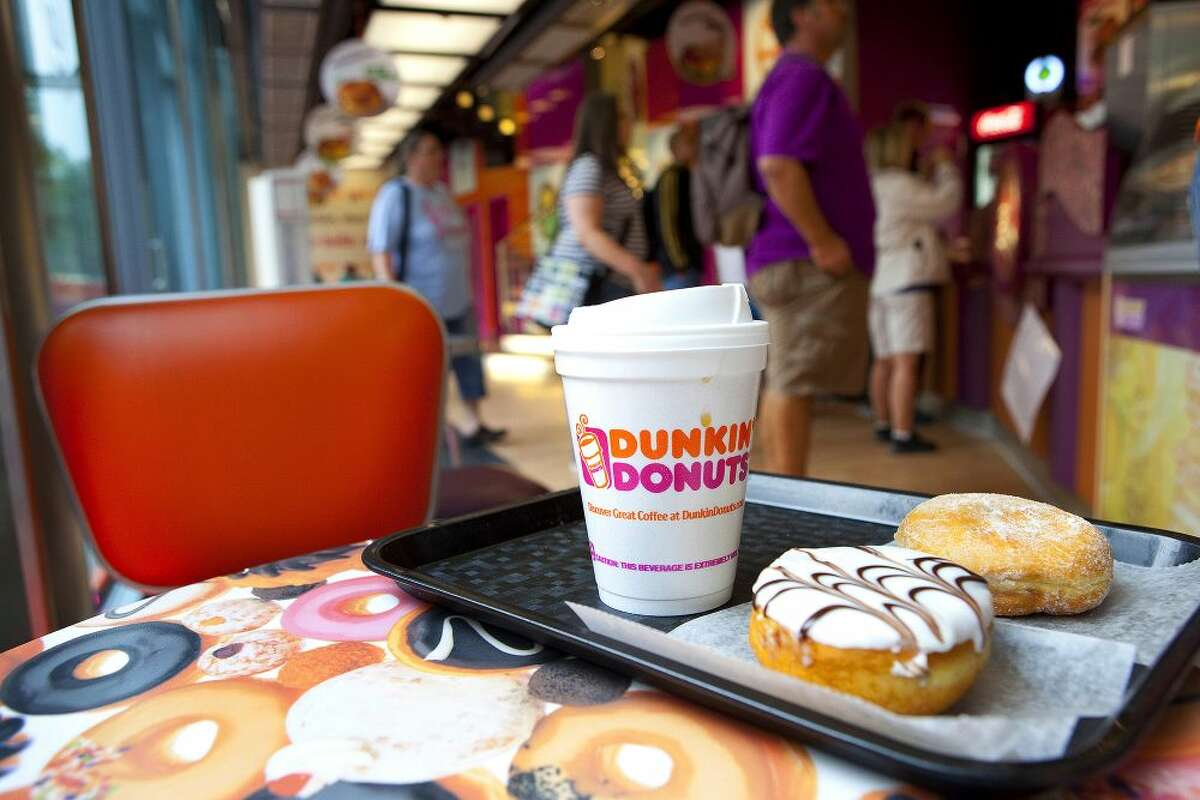 Dunkin' is coming to Connecticut's Bradley International Airport.