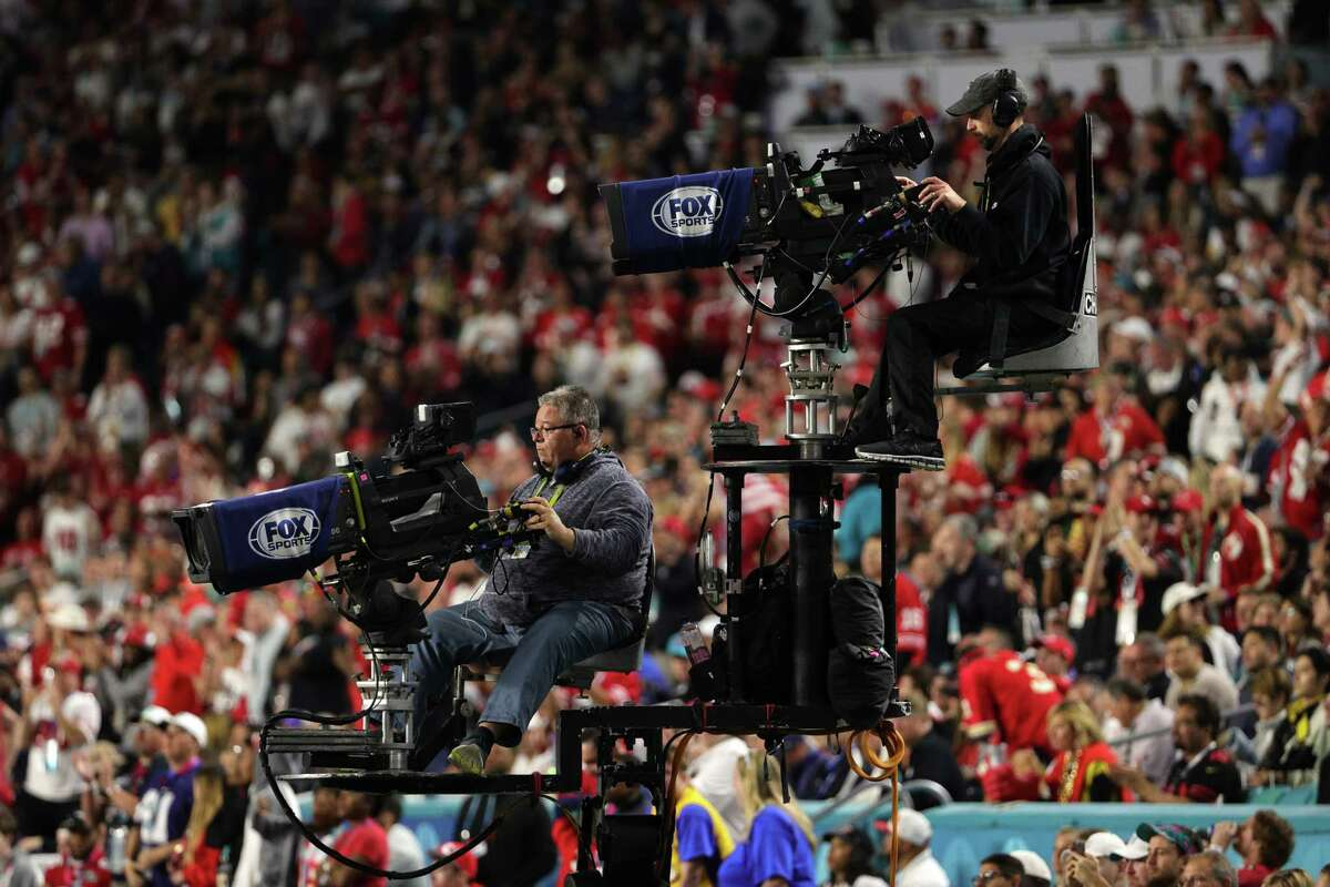 Fox's telecast Sunday of Super Bowl LIV recorded the first year-to-year increase for the NFL's championship game in five years.