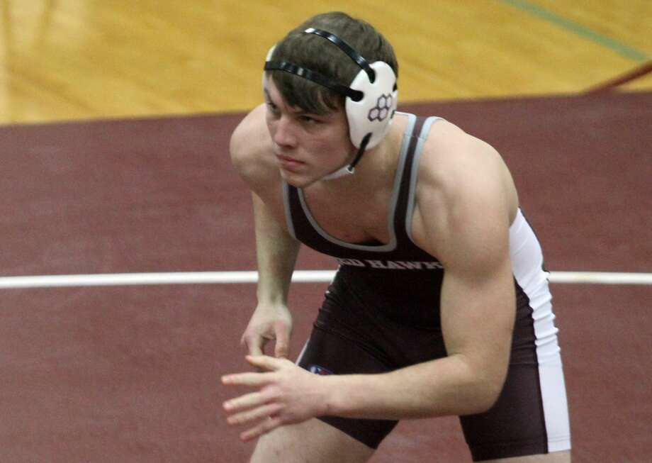 The Red Hawks wrestling team continued its pursuit of the Greater Thumb Conference crown over the past week, and Cass City is within striking distance of the top position as the season enters February. Photo: Tribune File Photo