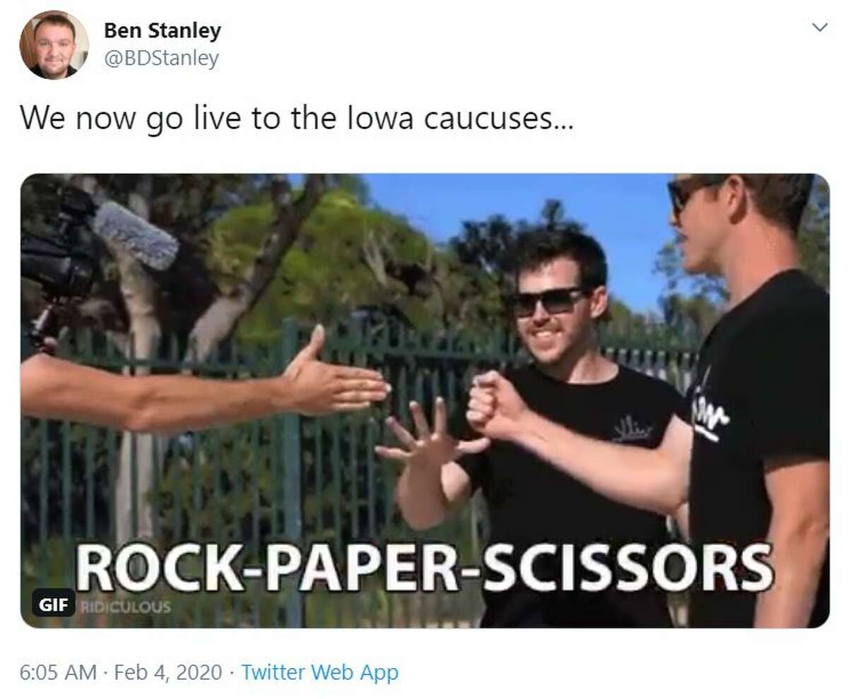 2020 iowa caucus disaster sparks hilarious memes as release of voting results is delayed 2020 iowa caucus disaster sparks