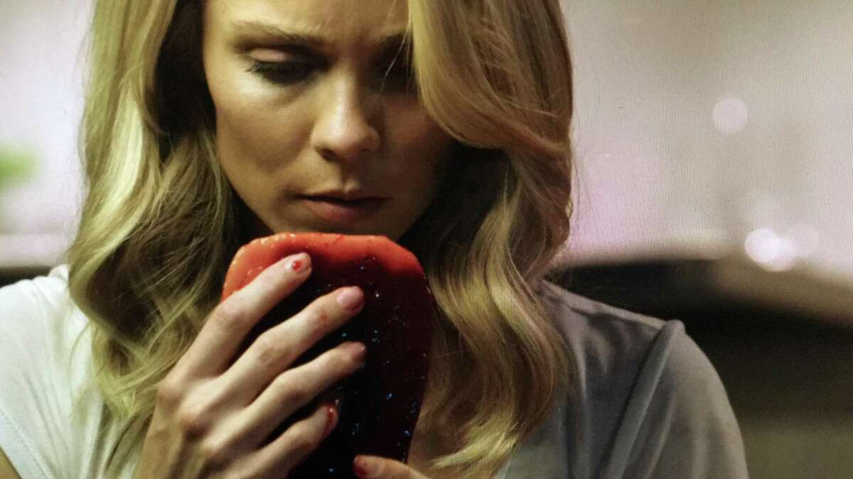 Laura Vandervoort has a hunger she can't resist in