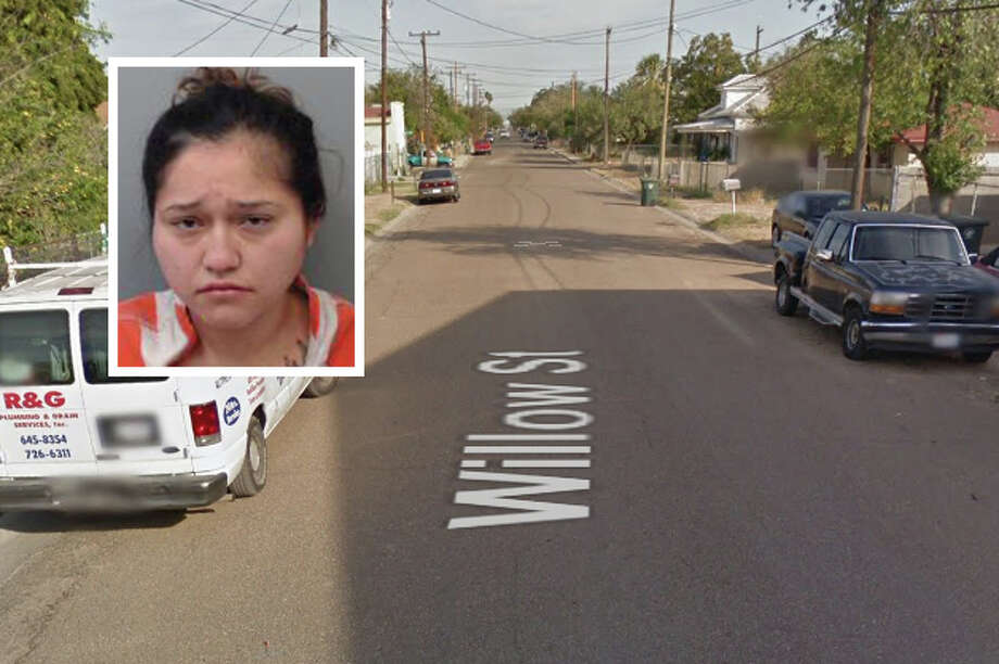 A woman has been arrested for cutting her boyfriend in the hand with a knife, according to Laredo police. Photo: Courtesy
