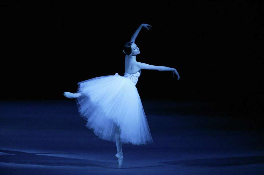 The Bolshoi Ballet's Giselle will be screened on Feb. 16 at 12:55 p.m. at the Ridgefield Playhouse, 80 East Ridge Road, Ridgefield. Tickets are $15-$25. For more information, visit ridgefieldplayhouse.org. Photo: Contributed Photo