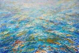 Vicki French Smith's Reflections of Sea & Sky exhibit runs through Feb. 29 at the Geary Gallery, 576 Boston Post Road, Darien. For more information, visit gearygallery.com.
