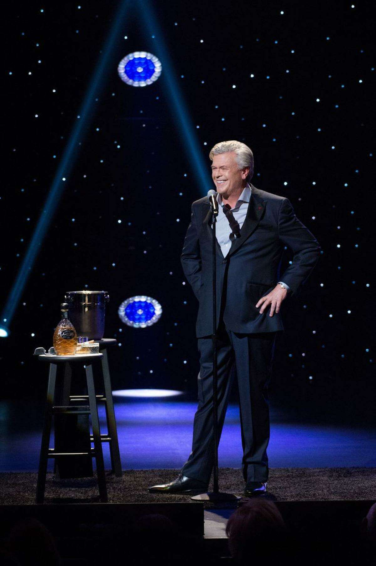Comedian Ron White will perform at the Palace in Stamford on Feb. 13.