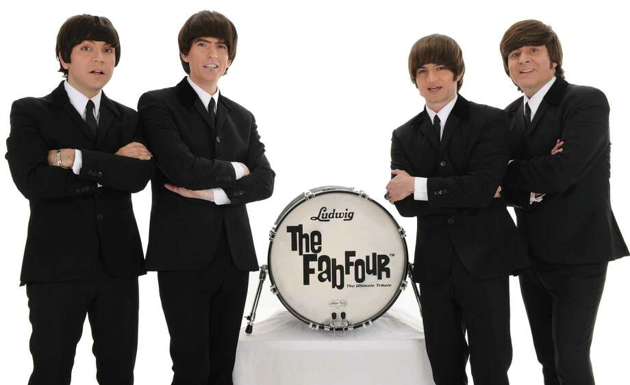 The Fab Four will perform on Feb. 12 at 8 p.m. at the Ridgefield Playhouse, 80 East Ridge Road, Ridgefield. Tickets are $55. For more information, visit ridgefieldplayhouse.org. Photo: Contributed Photo