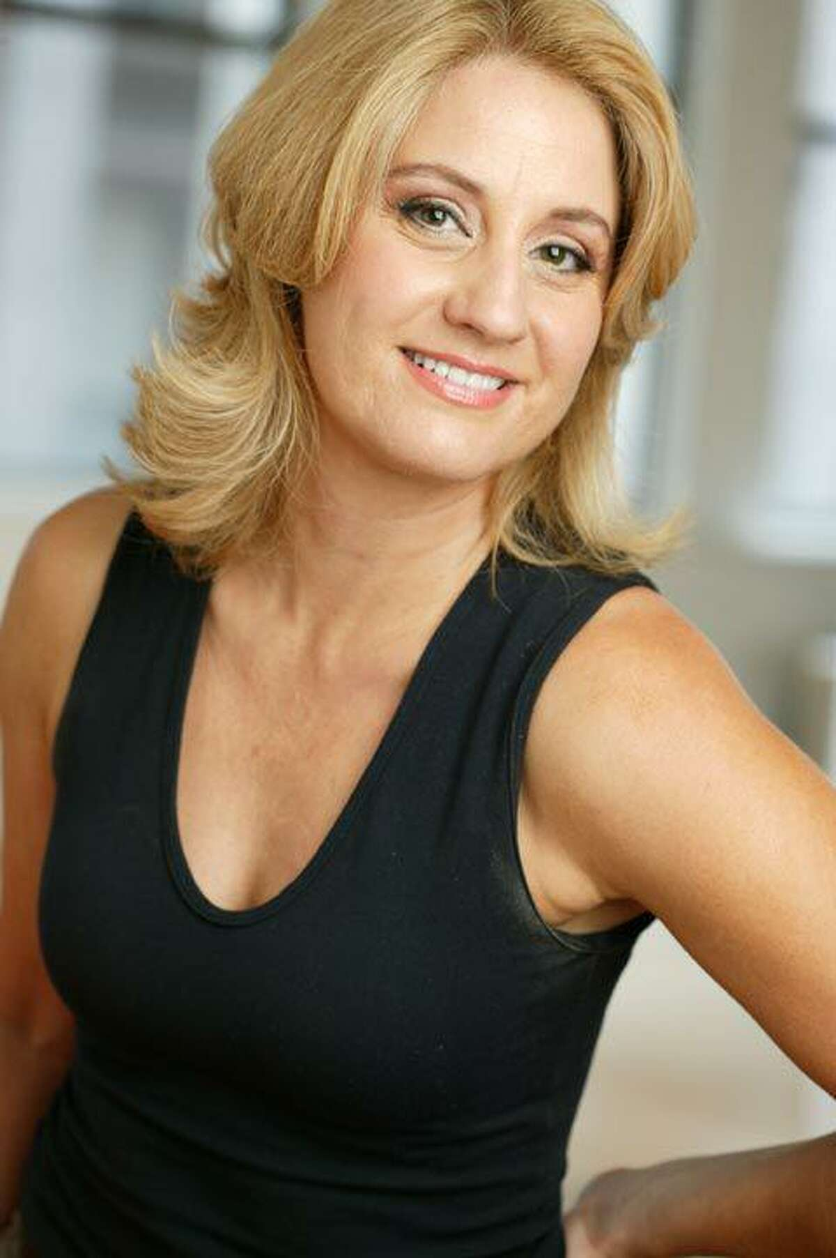 Kristin Huffman is the artistic director at New Paradigm Theatre.