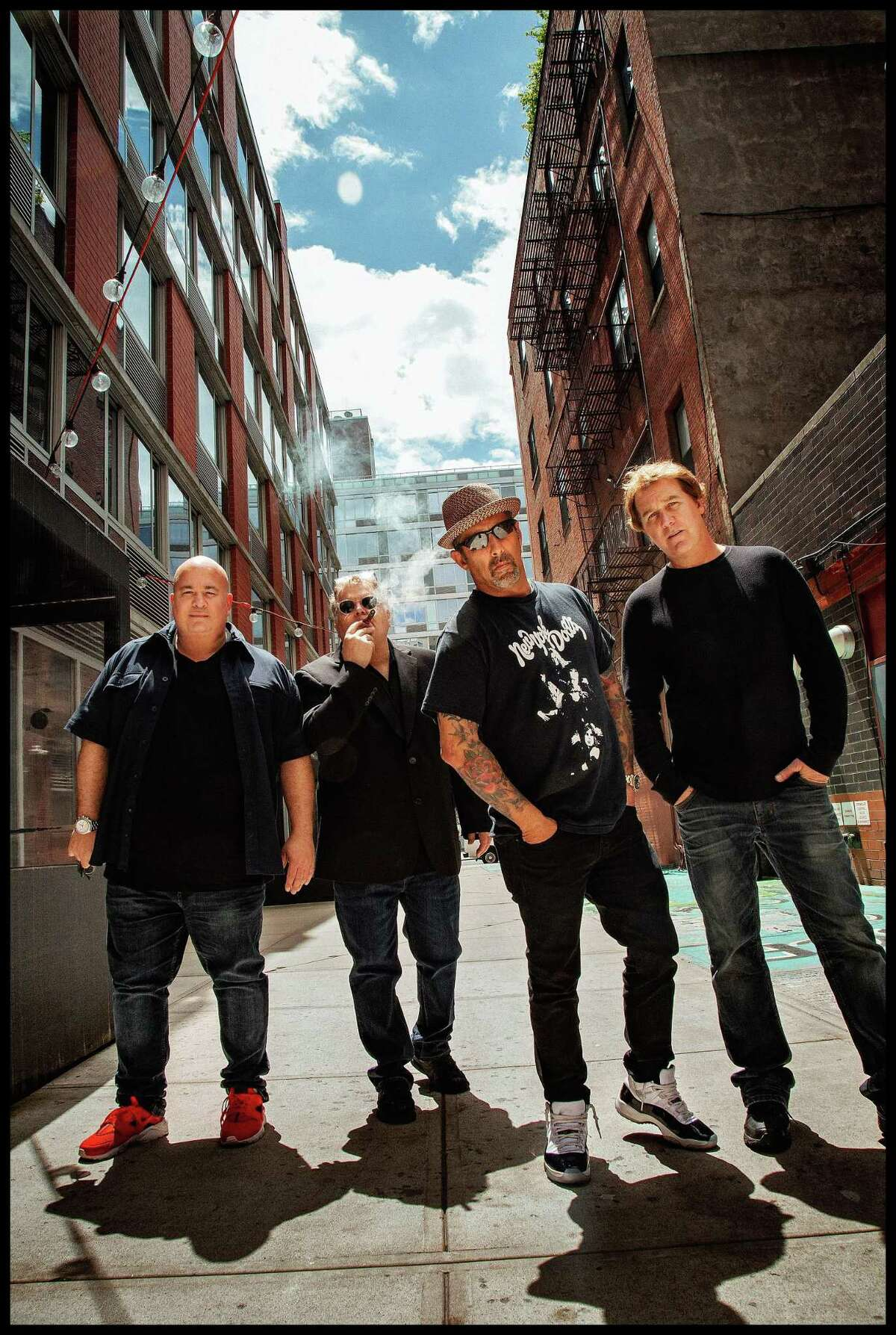 Kreeps with Kids, featuring Robert Kelly, Ron Bennington, Rich Voss and Jim Florentine, will perform on Feb. 7 and 8 at 8 p.m. at the Ridgefield Playhouse, 80 East Ridge Road, Ridgefield. Tickets are $49.50. For more information, visit ridgefieldplayhouse.org.
