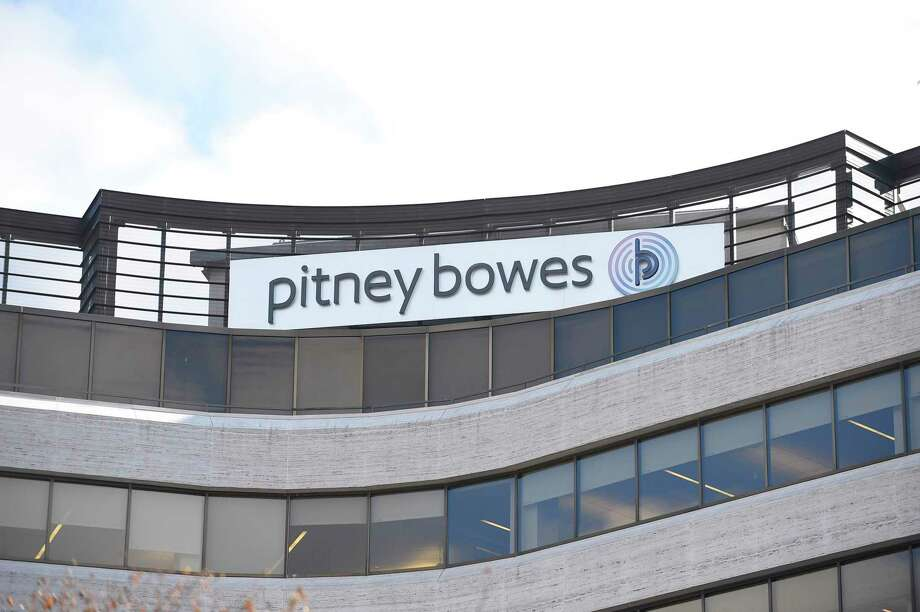 Pitney Bowes is headquartered at 3001 Summer St., in Stamford, Conn. Photo: Matthew Brown / Hearst Connecticut Media / Stamford Advocate
