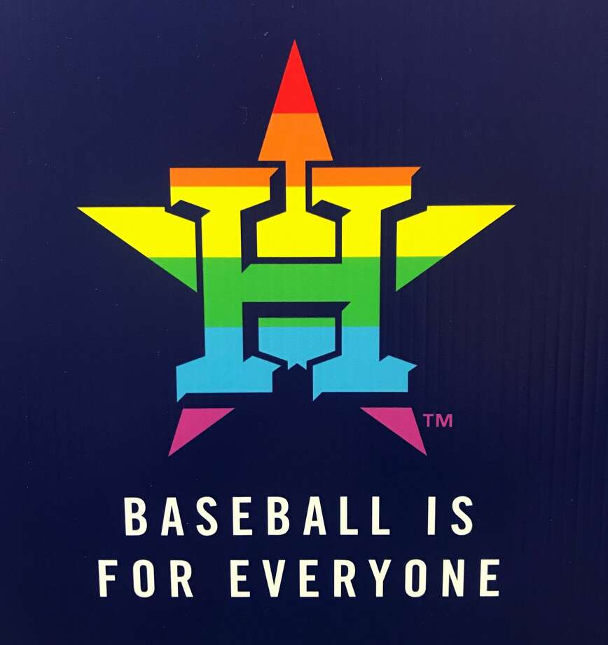 PHOTOS: A sampling of some of the Astros giveaways for fans in the 2020 season The Houston Astros will celebrate Pride Night on June 24 against the Minnesota Twins at Minute Maid Park. Photo: Houston Astros