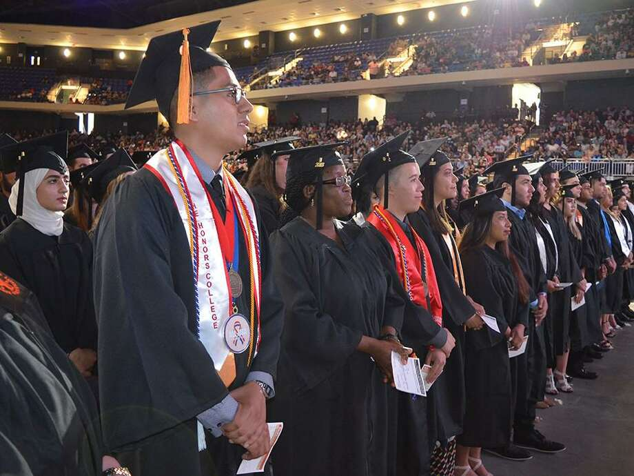 The December issue of Diverse: Issues In Higher Education magazine recognized lone Star College as a Top Degree Producer among institutions conferring associate degrees to minority students. Photo: Provided