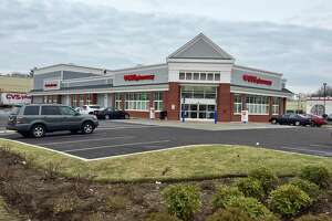 A Wendy's fast food restaurant has been proposed just next to the CVS Pharmacy at 1938 West Main Street in Stamford, Connecticut, photograph on Feb. 4, 2020. The owner of the CVS Pharmacy store, Laddins Terrace Associates LLC, has paired up with Wendy's Restaurant in an effort to bring the fast-food joint to Stamford's Westside. The Planning Board is scheduled to review the item at their Feb. 4 meeting.