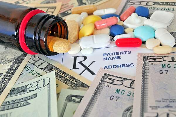 A majority voters are focused on the basic pocketbook issue of prescription drug prices. (Dreamstime/TNS)