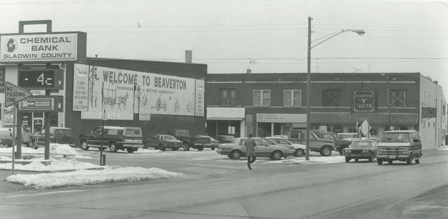 Downtown Beaverton. February 1992 Photo: Daily News File Photo