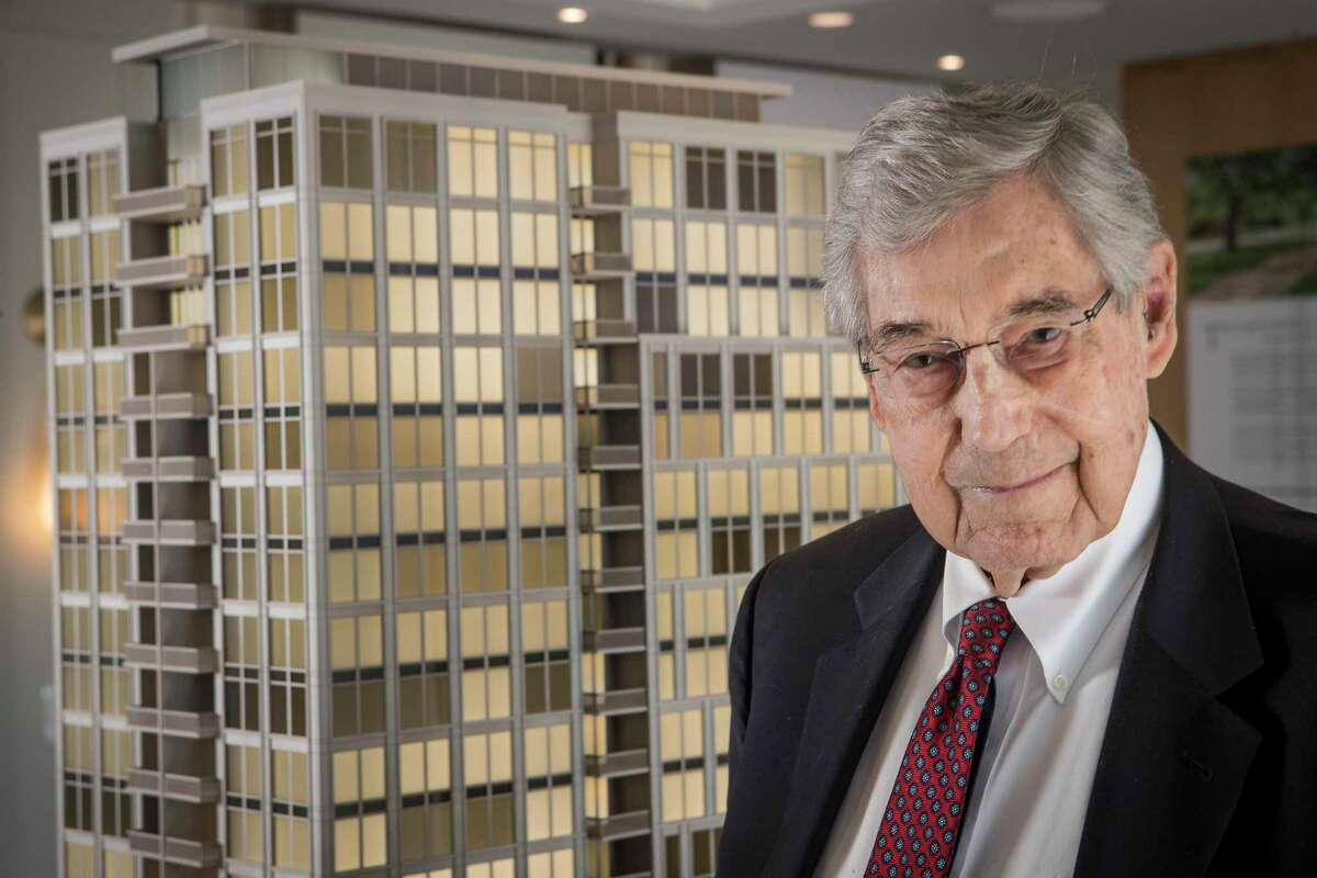 Pelican Builders Inc. founder Robert Bland keeps the ball rolling on condominium development in Houston with the company's latest project, The Hawthorne, to be built in the 5600 block of San Felipe. Pelican has been a pioneer in Houston condominium development, and has developed, built and sold nearly half of the city's mid-rise condominium projects.