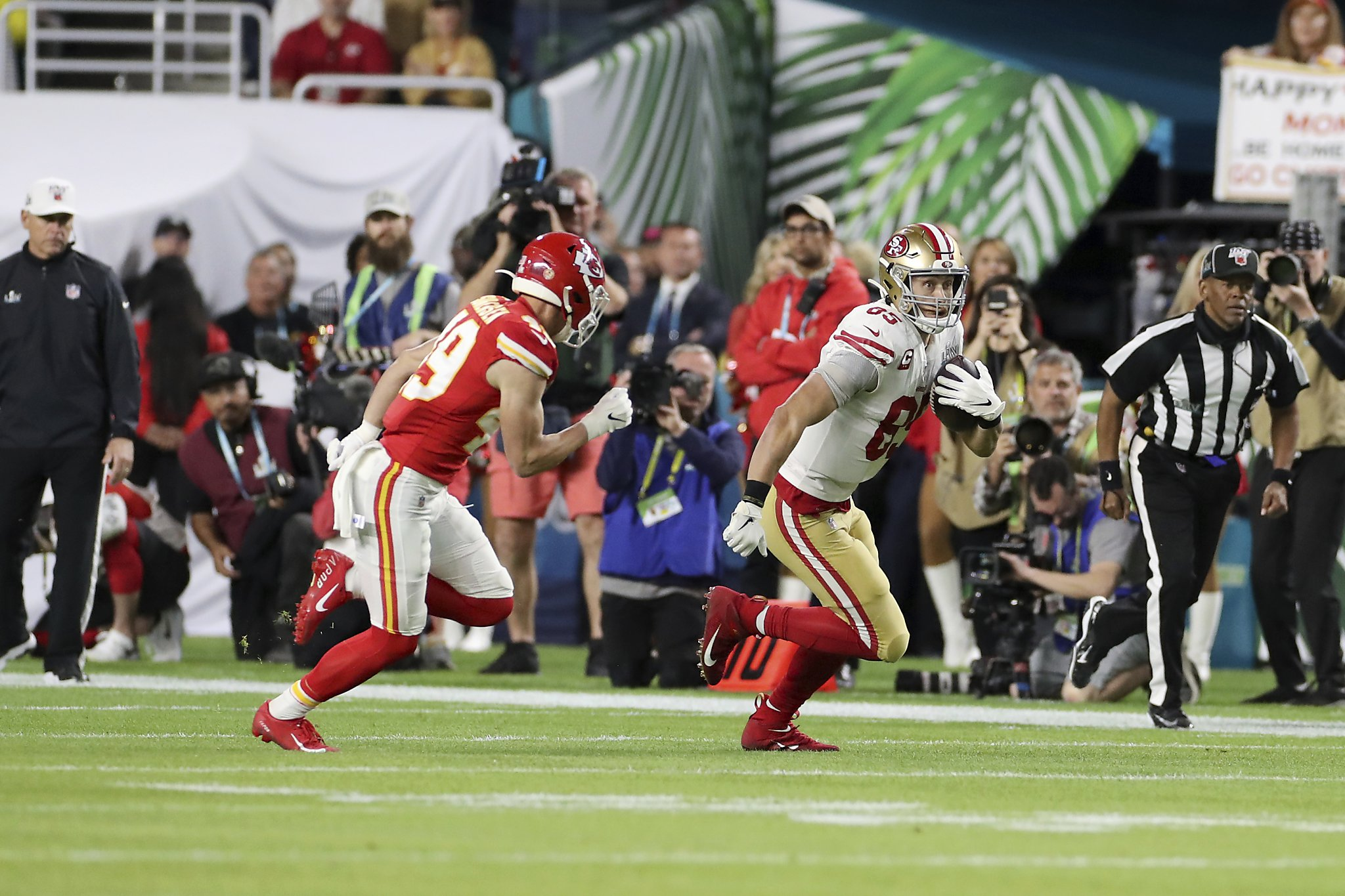 49ers' only major offseason changes will be in the paychecks of top players