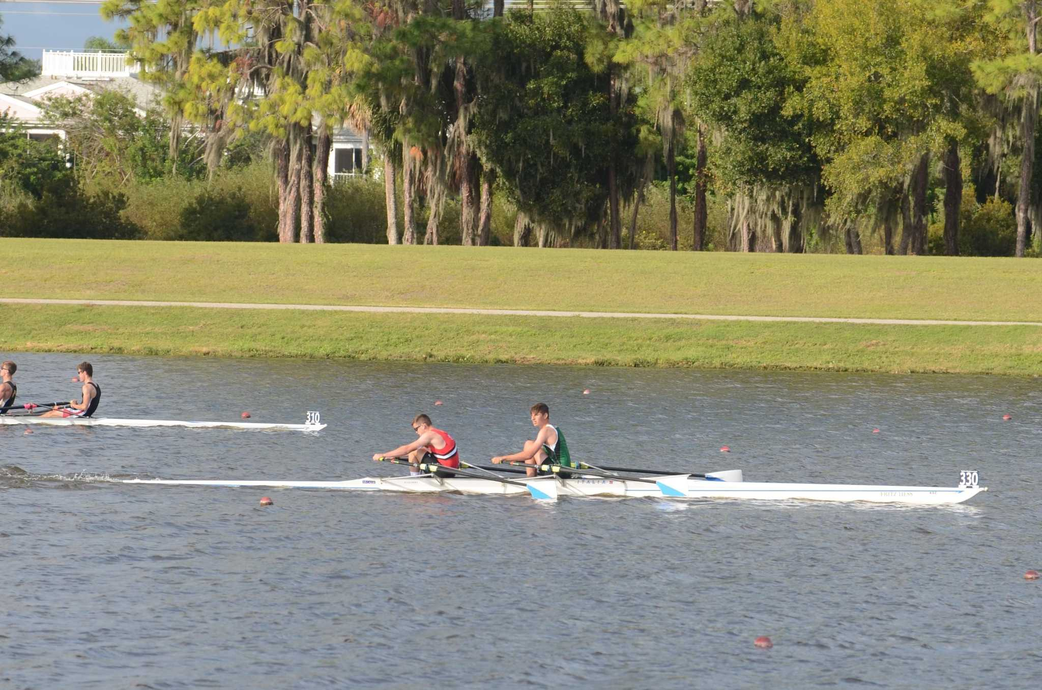 Local rowing trio nab honors at regional event