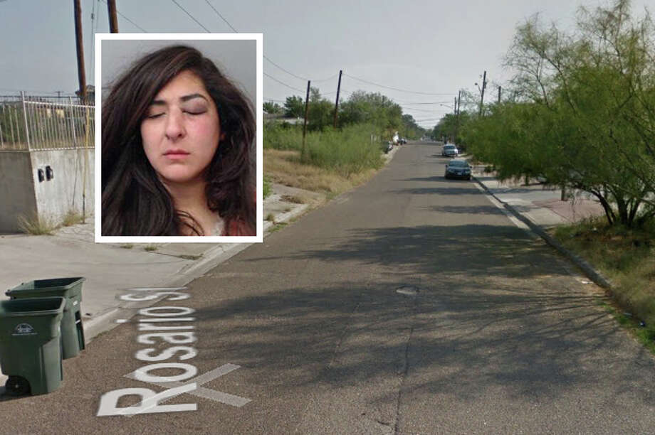 A woman broke into a home to assault his ex-boyfriend and his current girlfriend, according to Laredo police. Photo: Courtesy