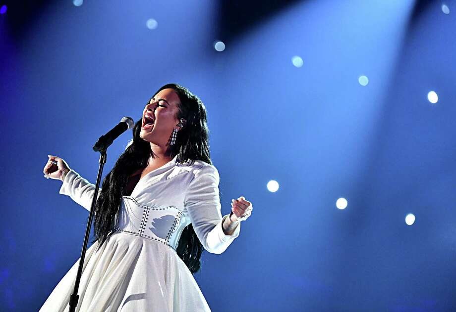 Demi Lovato performs onstage during the 62nd Annual GRAMMY Awards at STAPLES Center on January 26, 2020 in Los Angeles, California. Photo: Emma McIntyre, Staff / Getty Images For The Recording Academy / 2020 The Recording Academy