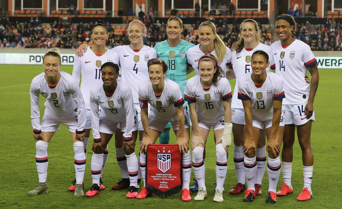 The United States women's soccer team will take a 26-game unbeaten streak into Friday's Olympic qualifying semifinal against Mexico.