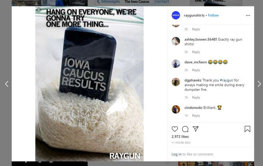 2020 Iowa Caucus Disaster Sparks Hilarious Memes As Release Of