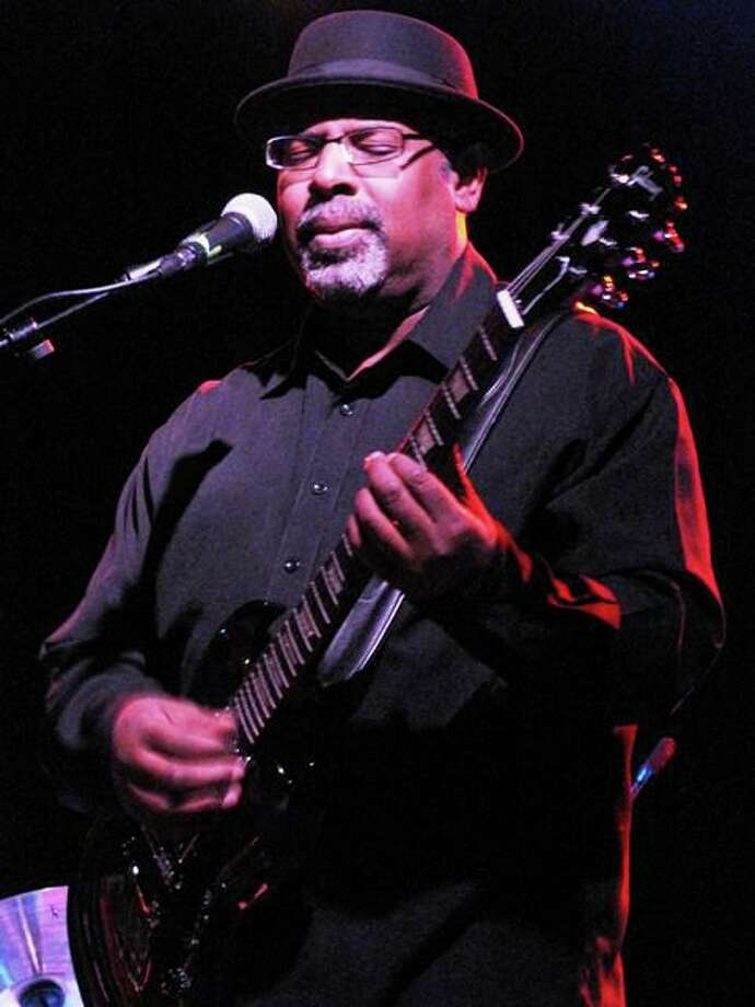 The Norwich Arts Center presents the talented guitarist Junior Mack on Wednesday, as part of their Blues on Broadway series. Photo: Junior Mack / Contributed Photo /