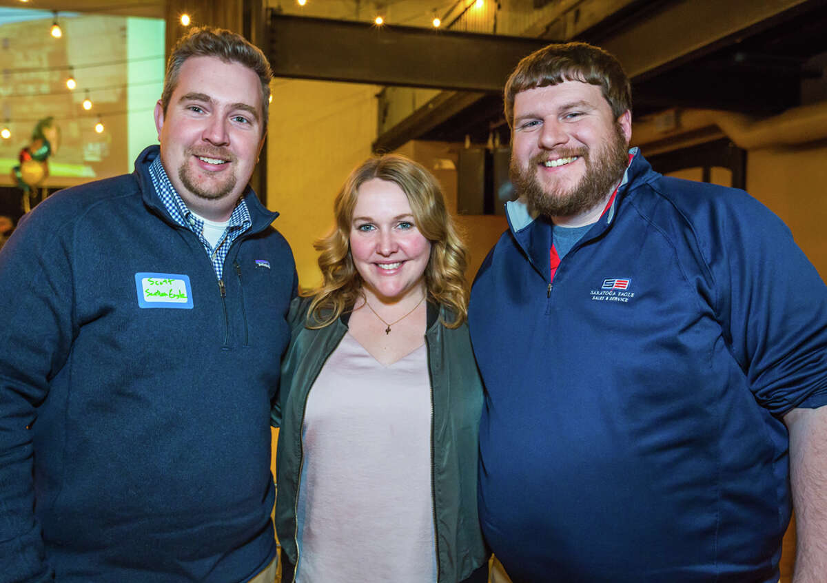 Were you Seen at the Downtown Troy Business Improvement District's Seventh Annual Party and Sammy Awards at Revolution Hall in Troy on Feb. 3, 2020?