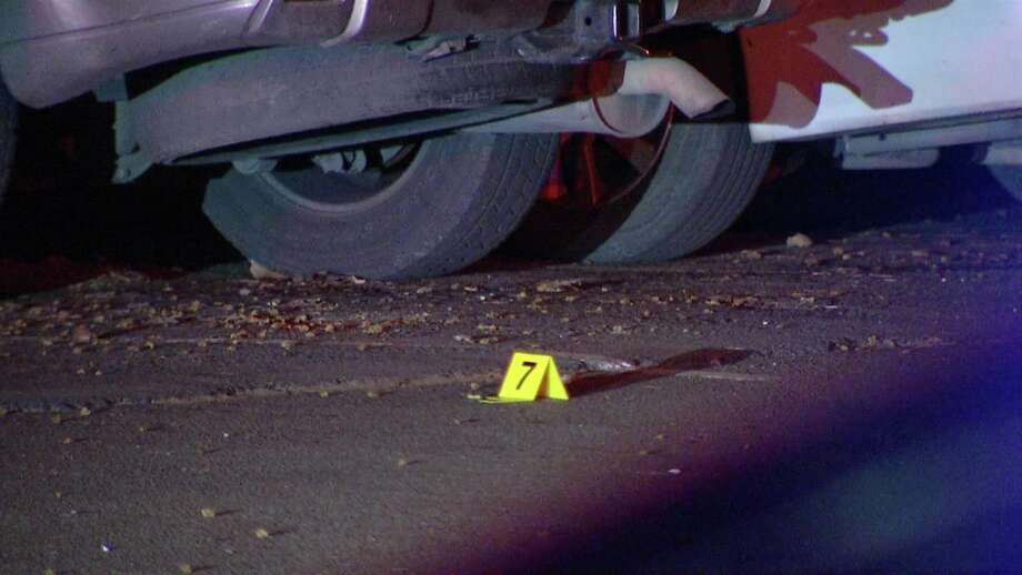 One person was hospitalized with life-threatening injuries after a shooting on the West Side, but police say he isn't cooperating with them to help make an arrest. Photo: Ken Branca