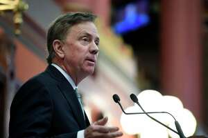 Gov. Ned Lamont late Wednesday night announced a plan to separate COVID-19 patients in state nursing homes, from those not infected.