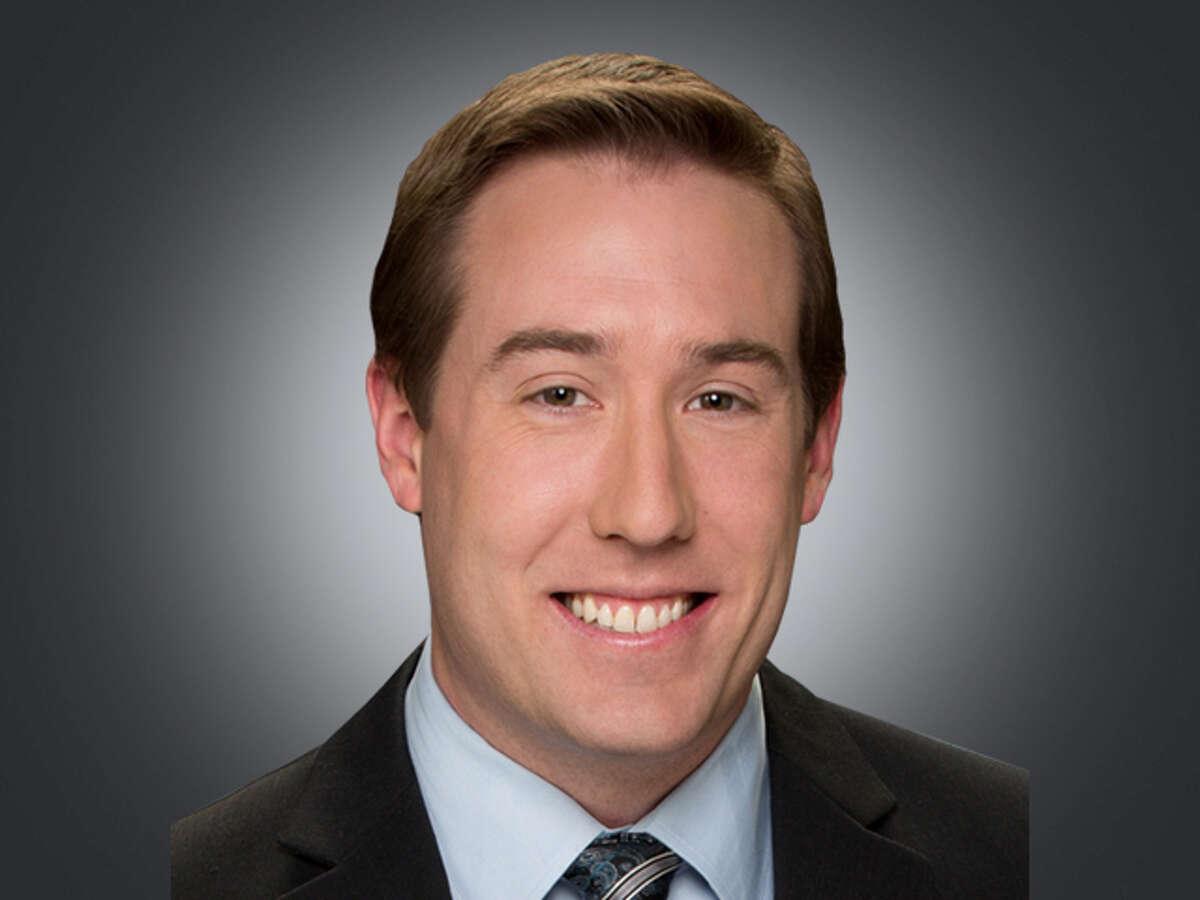 KSAT-TV meteorologist Justin Horne.