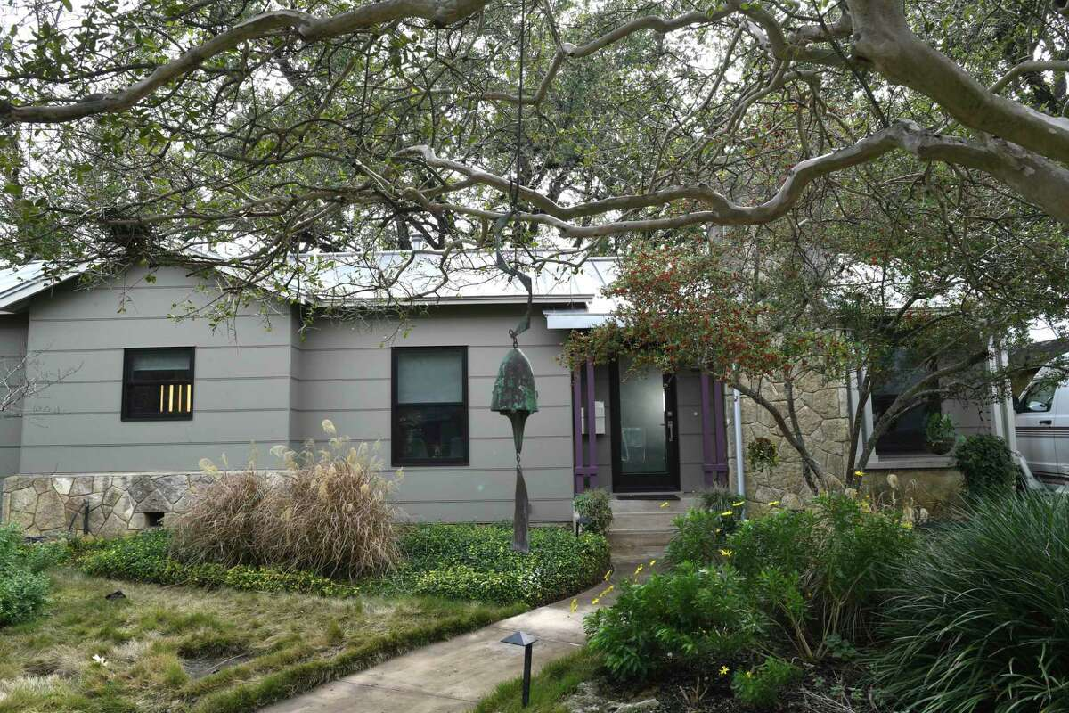 """The couple decided to renovate their Alamo Heights home to make it their """"dream house."""""""